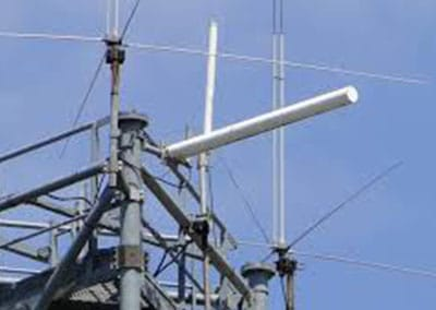 Shroud system for military antennas